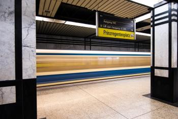 U-Bahn Muenchen