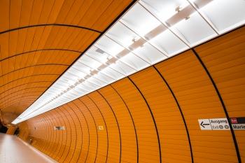 U-Bahn Muenchen (17 von 20)