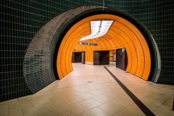 U-Bahn Muenchen (18 von 20)