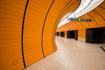 U-Bahn Muenchen (19 von 20)