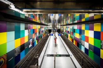 U-Bahn Muenchen (1 von 20)