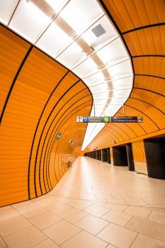 U-Bahn Muenchen (20 von 20)