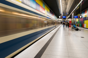 U-Bahn Muenchen (4 von 20)