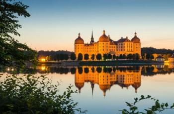 Bildnummer N 001 Schloss Moritzburg