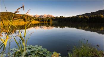 L 020 Landschaft 2015 Geroldsee Kruen DAV7435