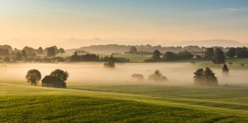 Wessobrunn Nebel