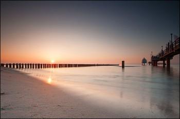 Bildnummer L 004 Strand in Zingst